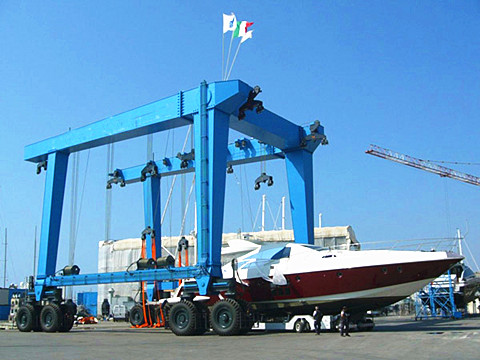 quality 200 ton marine travel lift for sale